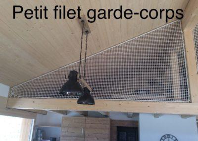 Filet garde-corps