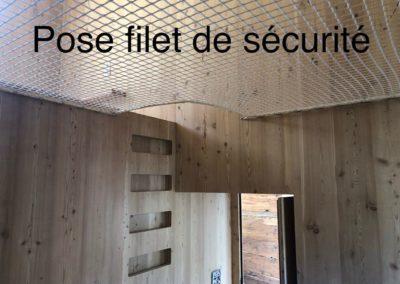 Filet de sécurité